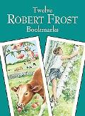 Twelve Robert Frost Bookmarks