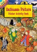 Halloween Picture Sticker Activity Book