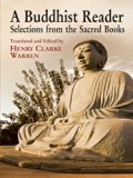 Buddhist Reader Selections from the Sacred Books