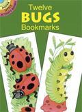 Twelve Bugmarks for Books