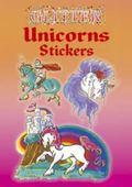 Glitter Unicorns Stickers