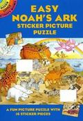 Easy Noah's Ark Picture Puzzle