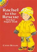Rachel To The Rescue Sticker Paper Doll