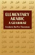 Elementary Arabic A Grammar