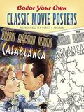 Color Your Own Classic Movie Posters