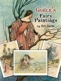 Goble's Fairy Paintings 24 Art Cards