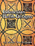 Indonesian Batik Designs