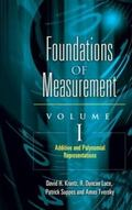 Foundations of Measurement Representation, Aziomatization, and Invariance