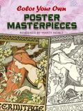Color Your Own Poster Masterpieces