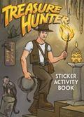 Treasure Hunter Sticker Activity Book