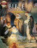 The Illustrated Bible Story Book -- New Testament: Includes a Read-and-Listen CD