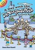 Day with the Dinosaurs Sticker Activity Book