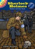 Sherlock Holmes Sticker Activity Book (Dover Little Activity Books)