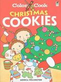 Color & Cook CHRISTMAS COOKIES (Dover Pictorial Archives)