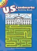 US Landmarks Activity Book