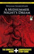 A Midsummer Night's Dream Thrift Study Edition (Dover Thrift Study Editions)