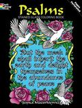 Psalms Stained Glass Coloring Book (English and English Edition)