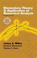 Elementary Theory and Application of Numerical Analysis : Revised Edition