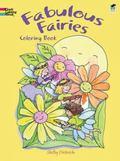 Fabulous Fairies Coloring Book