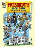 Presidents Facts and Fun Activity Book (English and English Edition)