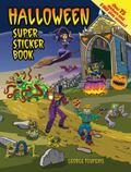 Halloween Super Sticker Book (Super Sticker Books) (English and English Edition)