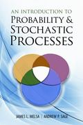Introduction to Probability and Stochastic Processes