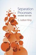 Separation Processes : Second Edition