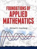 Foundations of Applied Mathematics