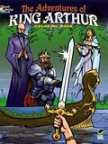 Adventures of King Arthur Coloring Book