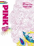 COLORTWIST -- Pink Coloring Book