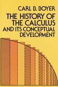 History of the Calculus and Its Conceptual Development
