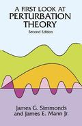 First Look at Perturbation Theory