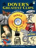 Dover's Greatest Clips CD-ROM and Book : Volume II