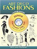 Art Deco Fashions