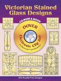 Victorian Stained Glass Designs