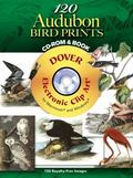 120 Audubon Bird Prints