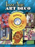 Jazz Age Art Deco [Dover Electronic Clip Art Series]
