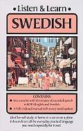 Listen and Learn Swedish
