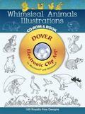 Whimsical Animals Illustrations