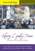 Liberty, Equality, Power: Power:A History of the American People, Compact
