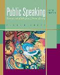 Public Speaking: Concepts and Skills for a Diverse Society (Wadsworth Series in Communicatio...