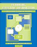 Planning Effective Instruction Diversity Responsive Methods and Management