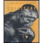 Chemistry: Principles and Reactions, Student Solutions Manual