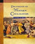 Documents of Western Civilization Vol 2 Since 1500