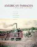 American Passages A History of the United States, to 1877