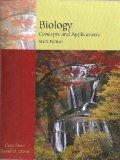 Biology - Concepts and Applications