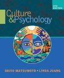 Culture and Psychology