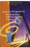 White Collar Crime: Current Perspectives: Readings from InfoTrac (with InfoTrac 1-Semester P...