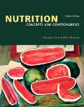 Nutrition Concepts And Controversies With Infotrac