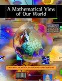 Bundle: A Mathematical View of Our World (with CD-ROM and iLrn(TM) Student, Personal Tutor P...
